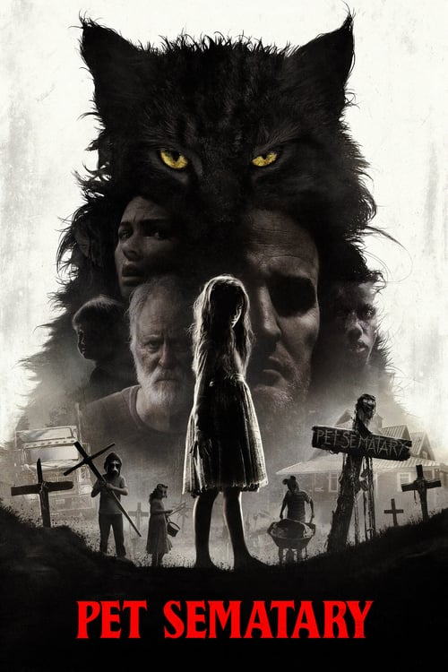 Pet Sematary 2019 (4K iTunes, 4K Vudu, or HD Vudu)