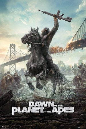Dawn of the Planet of the Apes (4K iTunes or 4K/HD Vudu)