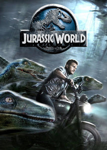 Jurassic World (HD iTunes / HD Vudu)