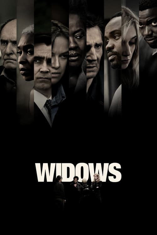Widows (HD iTunes / Vudu)