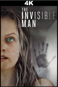 The Invisible Man (2020) (4K iTunes / 4K VUDU)