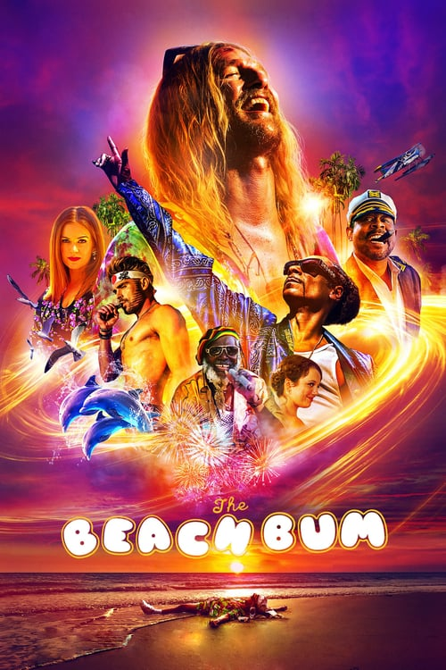 The Beach Bum (HD iTunes / VUDU)
