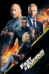 Fast & Furious Presents: Hobbs & Shaw (HD iTunes / VUDU)