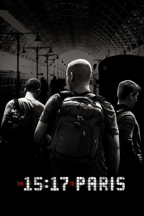 The 15:17 to Paris (HD iTunes / VUDU)