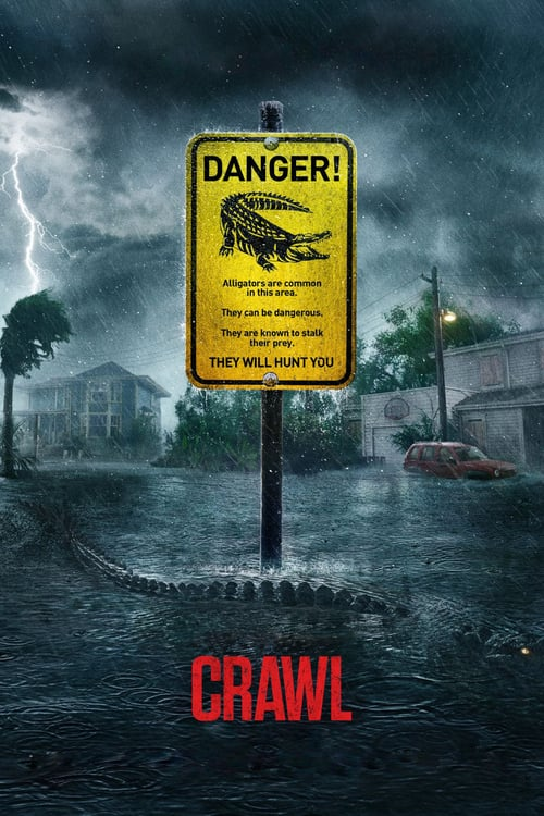 Crawl (4K iTunes or HD Vudu)