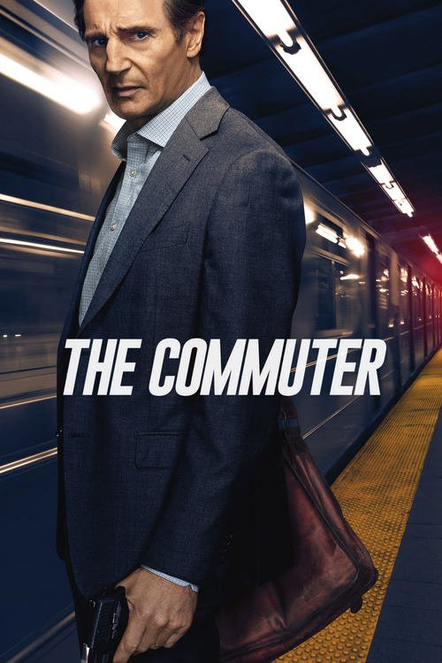 The Commuter (4K iTunes or 4K Vudu)