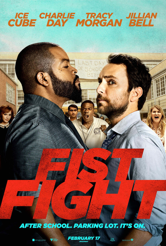 Fist Fight (HD iTunes / VUDU)