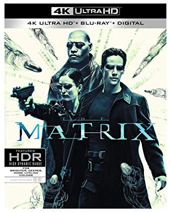 Matrix, The (4K iTunes / 4K Vudu)
