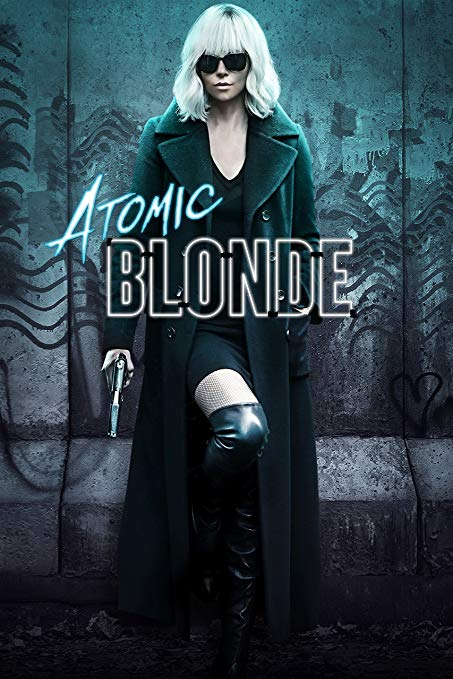 Atomic Blonde (4K iTunes or 4K/HD Vudu)