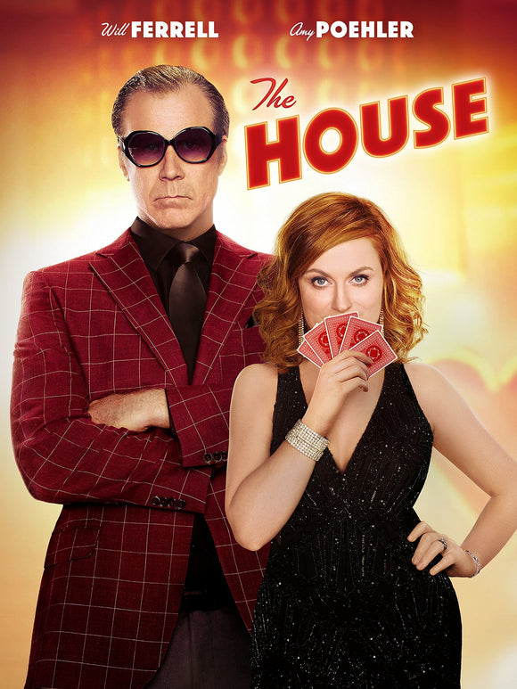 House, The (HD iTunes / Vudu)