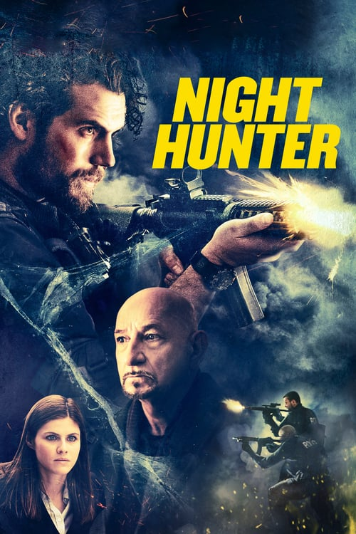 Night Hunter (HD iTunes or HD Vudu)