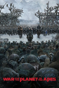 War for the Planet of the Apes (4K iTunes or 4K/HD Vudu)