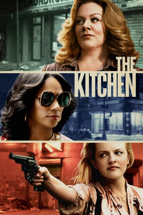 The Kitchen (HD iTunes / VUDU)