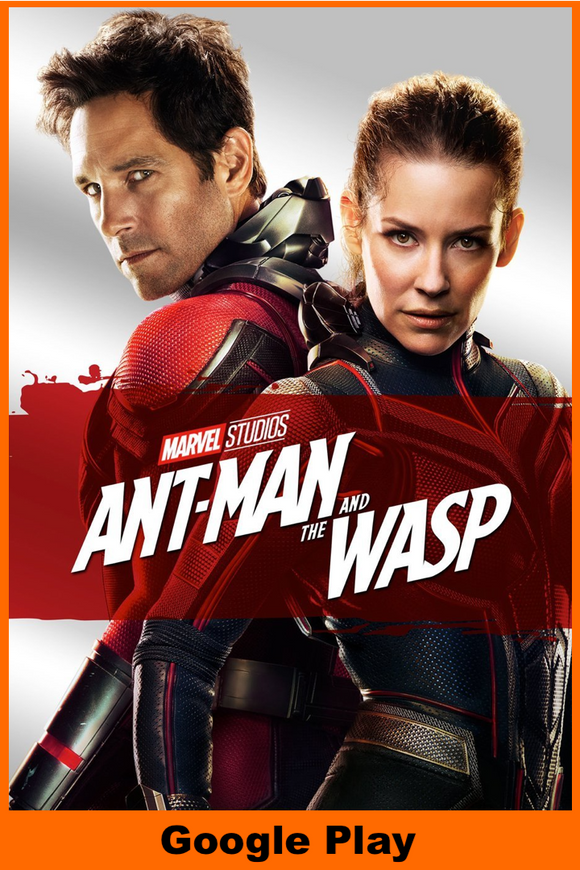 Ant-Man and the Wasp (HD Google Play Redeem)