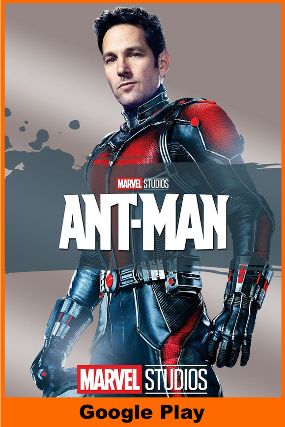 Ant-Man (HD Google Play Redeem)
