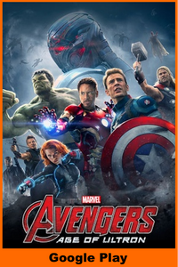 Avengers Age of Ultron (HD Google Play Redeem)