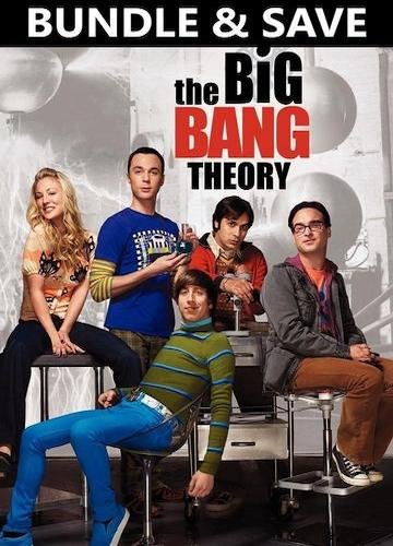 The Big Bang Theory : The Complete Series (HD VUDU)