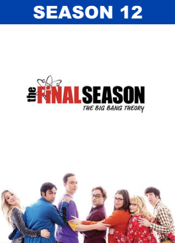 The Big Bang Theory : Season 12 (HD VUDU)