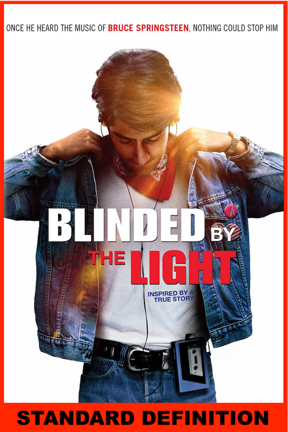 Blinded By The Light (SD iTunes / SD VUDU)