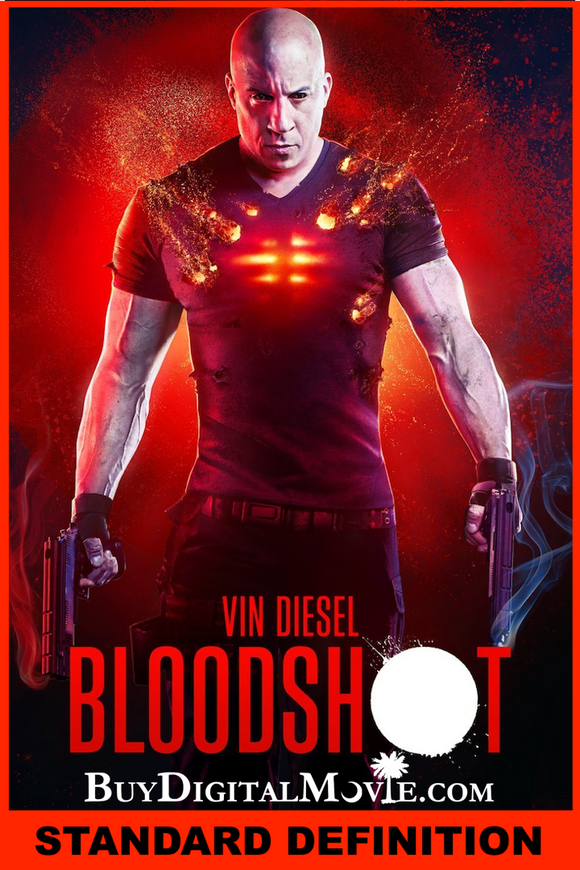 Bloodshot (SD iTunes / SD VUDU)