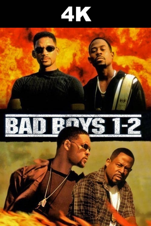 Bad Boys 1 & 2 [DOUBLE FEATURE] (4K)
