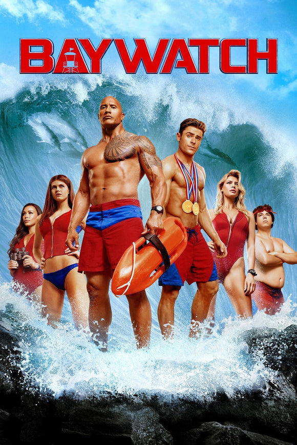 Baywatch (HD Vudu)