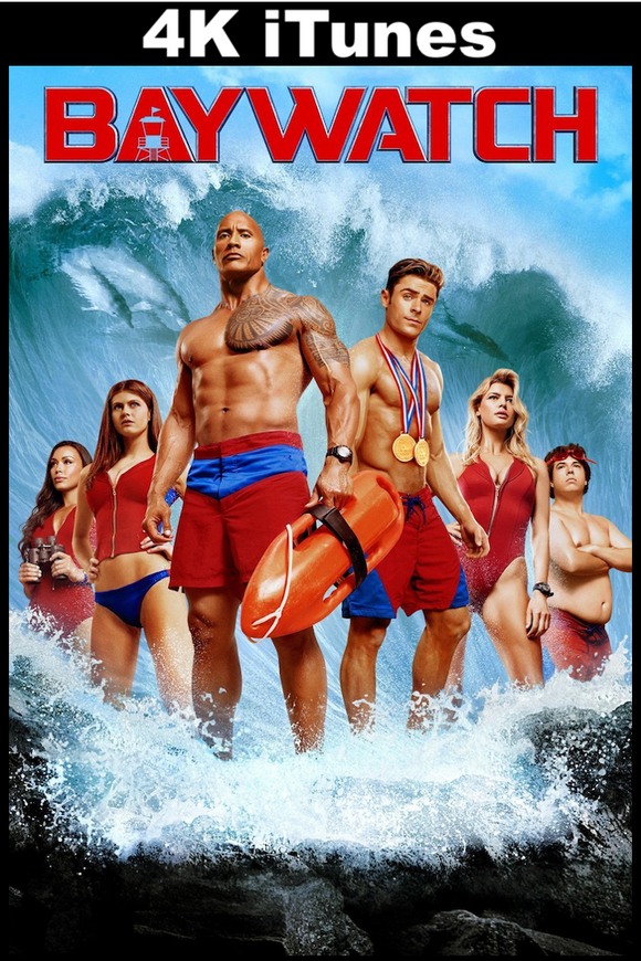 Baywatch (4K iTunes)