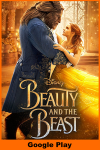 Beauty And The Beast (2017) (HD Google Play Redeem)