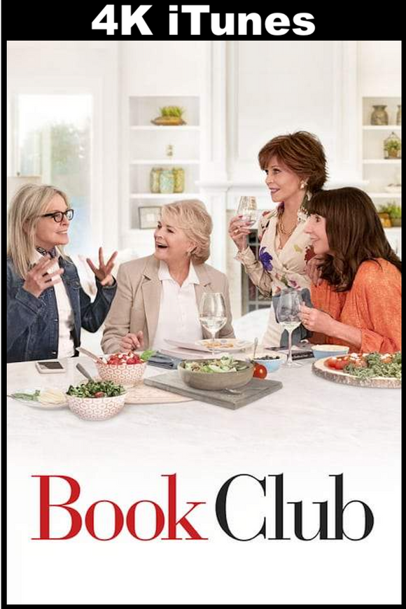 Book Club (4K iTunes)