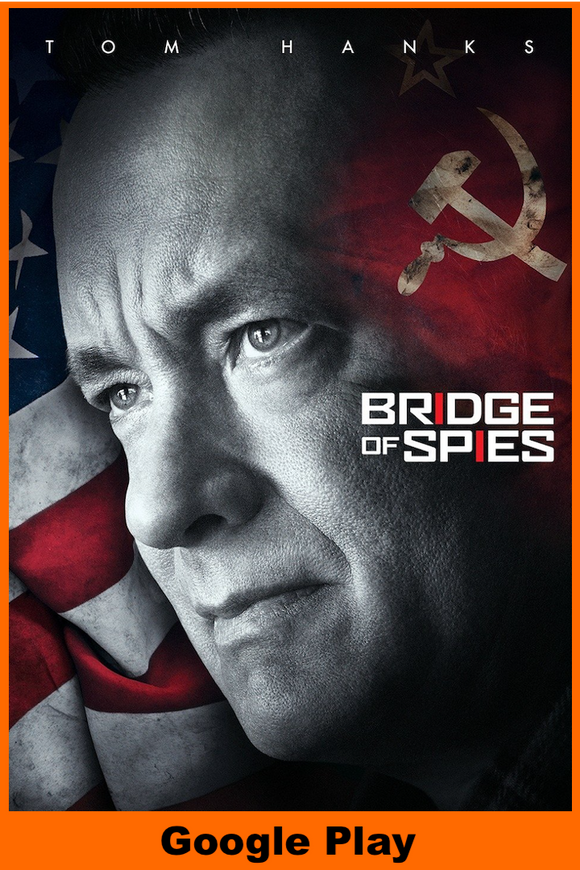 Bridge of Spies (HD Google Play Redeem)