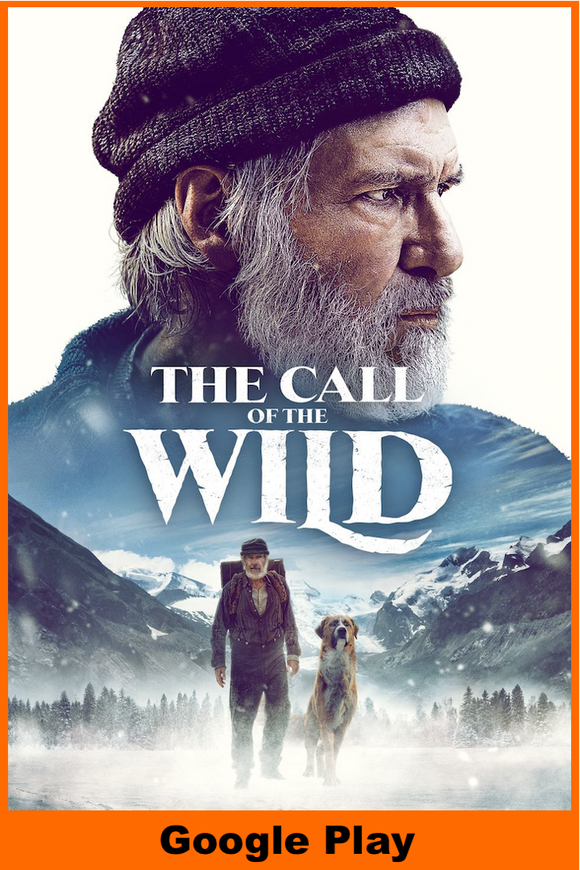 The Call of the Wild (HD Google Play Redeem)