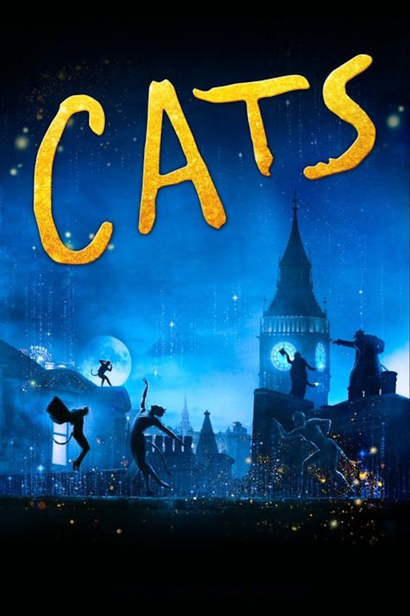 Cats (HD iTunes / HD VUDU)
