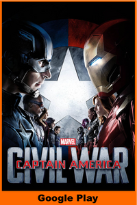 Captain America: Civil War (HD Google Play Redeem)