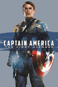 Captain America The First Avenger (HD iTunes / HD Vudu)