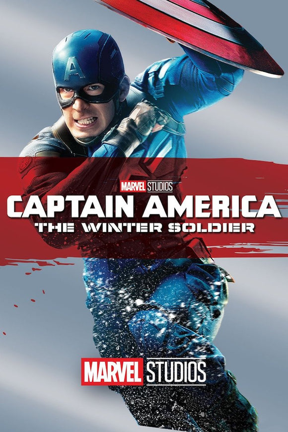 Captain America The Winter Soldier (HD iTunes / HD Vudu)