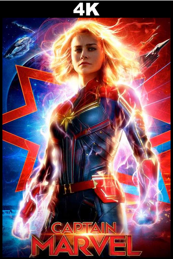 Captain Marvel (4K)