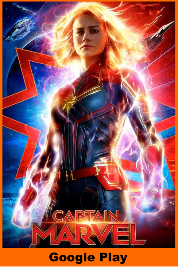 Captain Marvel (HD Google Play Redeem)