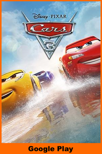 Cars 3 (HD Google Play Redeem)
