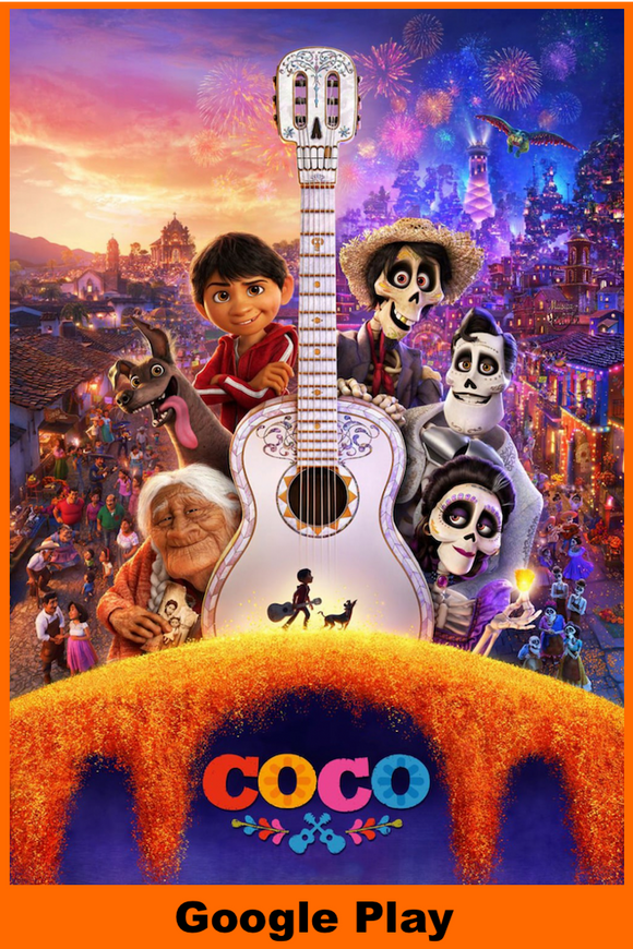 Coco (HD Google Play Redeem)