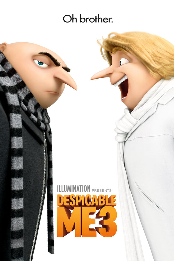 Despicable Me 3 (HD Vudu)