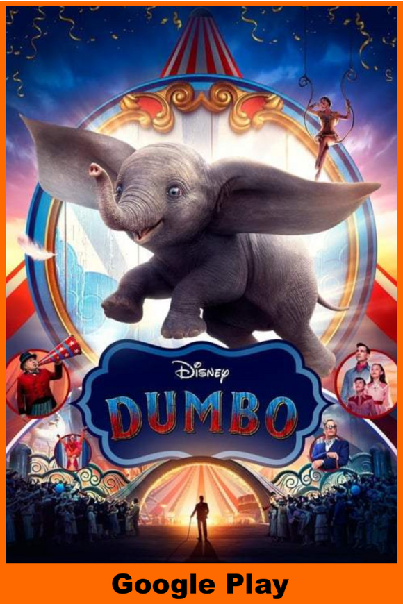 Dumbo (2019) (HD Google Play Redeem)