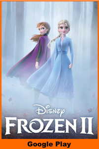 Frozen 2 (HD Google Play Redeem)