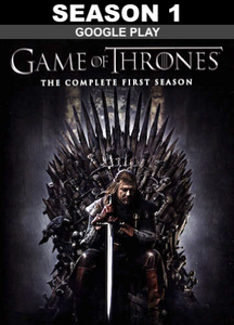 Game of Thrones : Season 1 (HD Google Play)