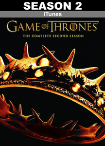 Game of Thrones : Season 2 (HD iTunes)