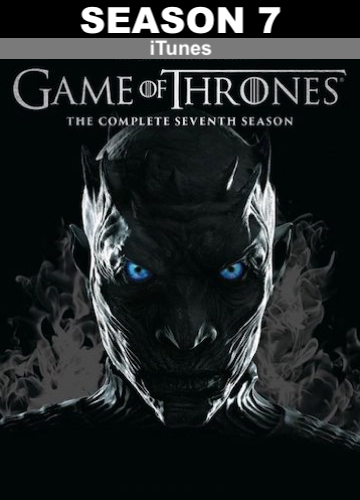 Game of Thrones : Season 7 (HD iTunes)