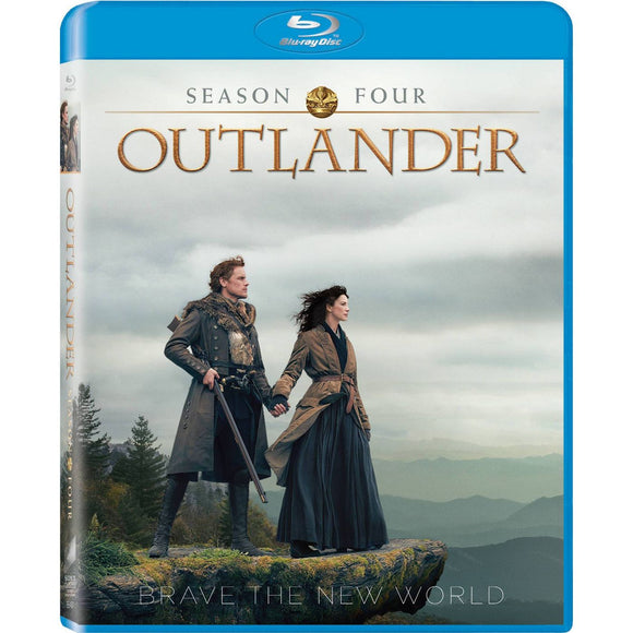 Outlander : Season 4 (Blu Ray 5-Disc Set)