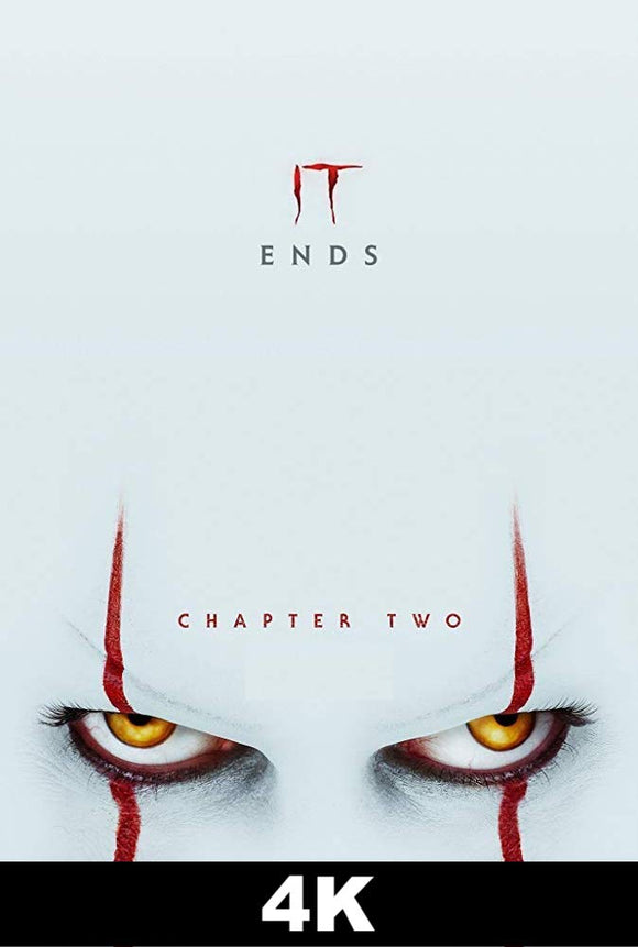 IT: Chapter Two (4K iTunes / 4K VUDU)