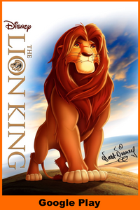 The Lion King (1994) (HD Google Play Redeem)