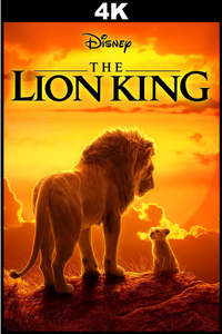 The Lion King (2019) (4K)