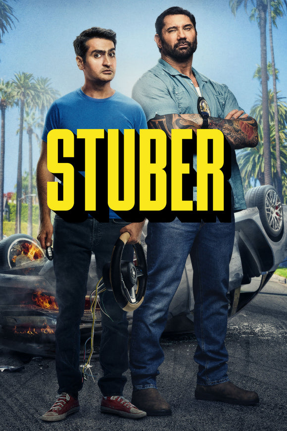 Stuber (HD iTunes / VUDU)